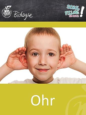 Ohr - Schulfilm Biologie