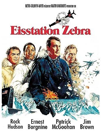Eisstation Zebra