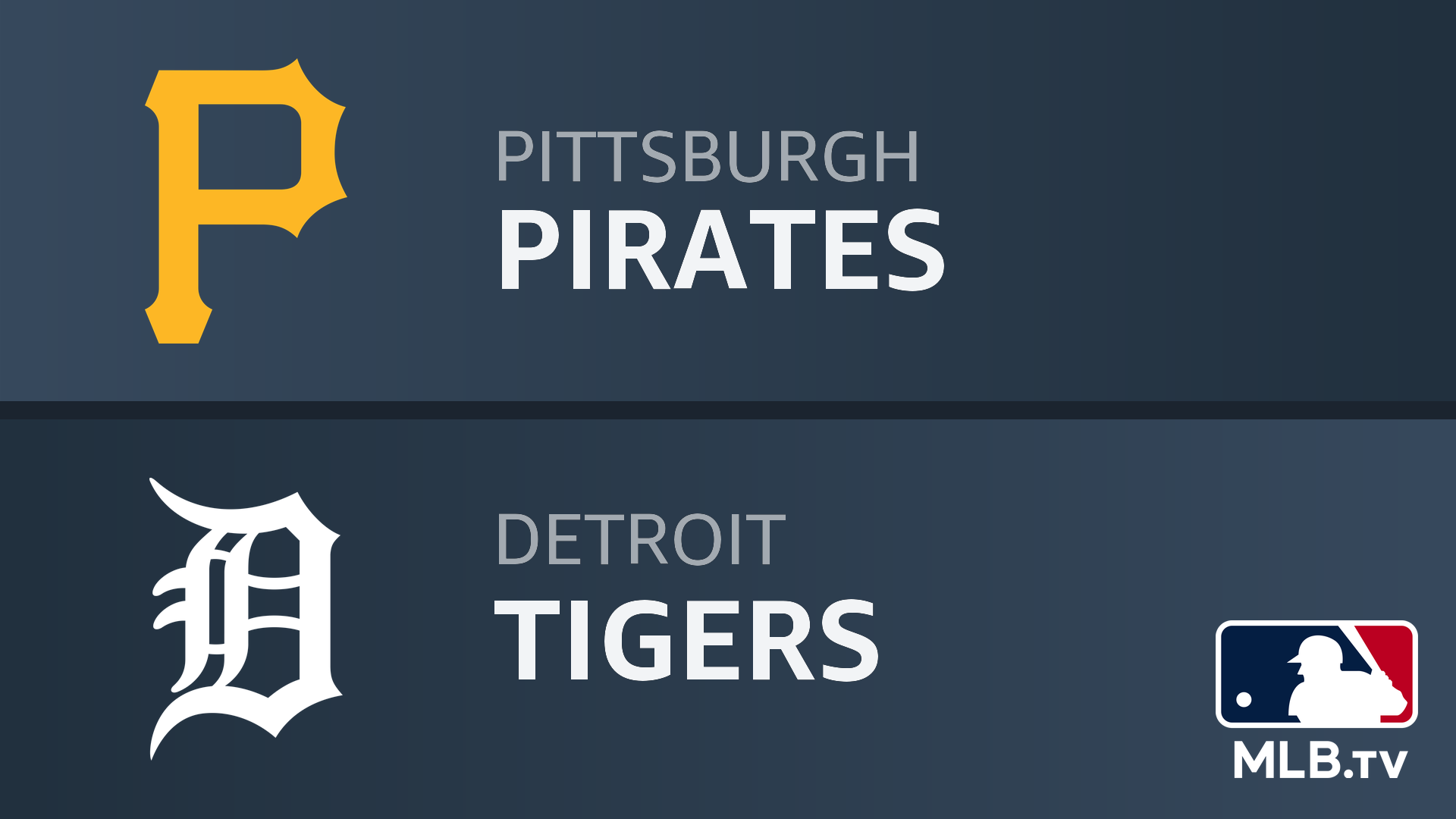 Amazon Com Watch Pittsburgh Pirates At Detroit Tigers Prime Video