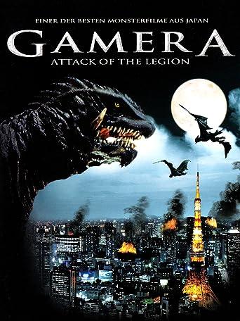 Gamera - Attack of the Legion