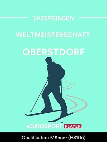 Skispringen: Nordische Ski-WM 2021 in Oberstdorf (GER)