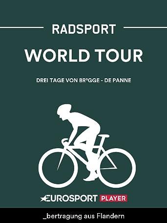 Radsport:Drei Tage von Brügge - de Panne 2021