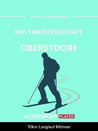 Nordische Kombination: Nordische Ski-WM 2021 in Oberstdorf (GER)