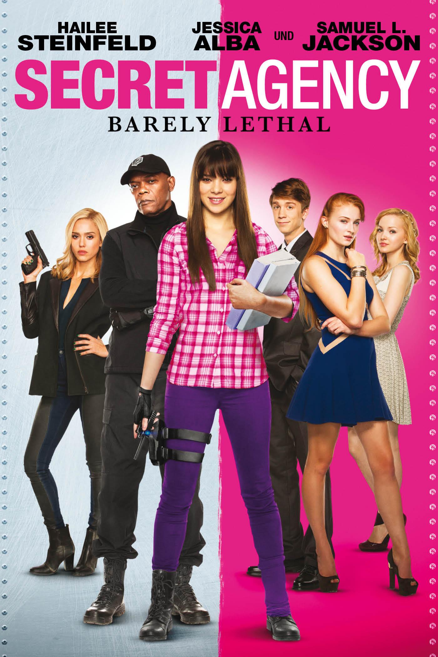 Secret Agency: Barely Lethal