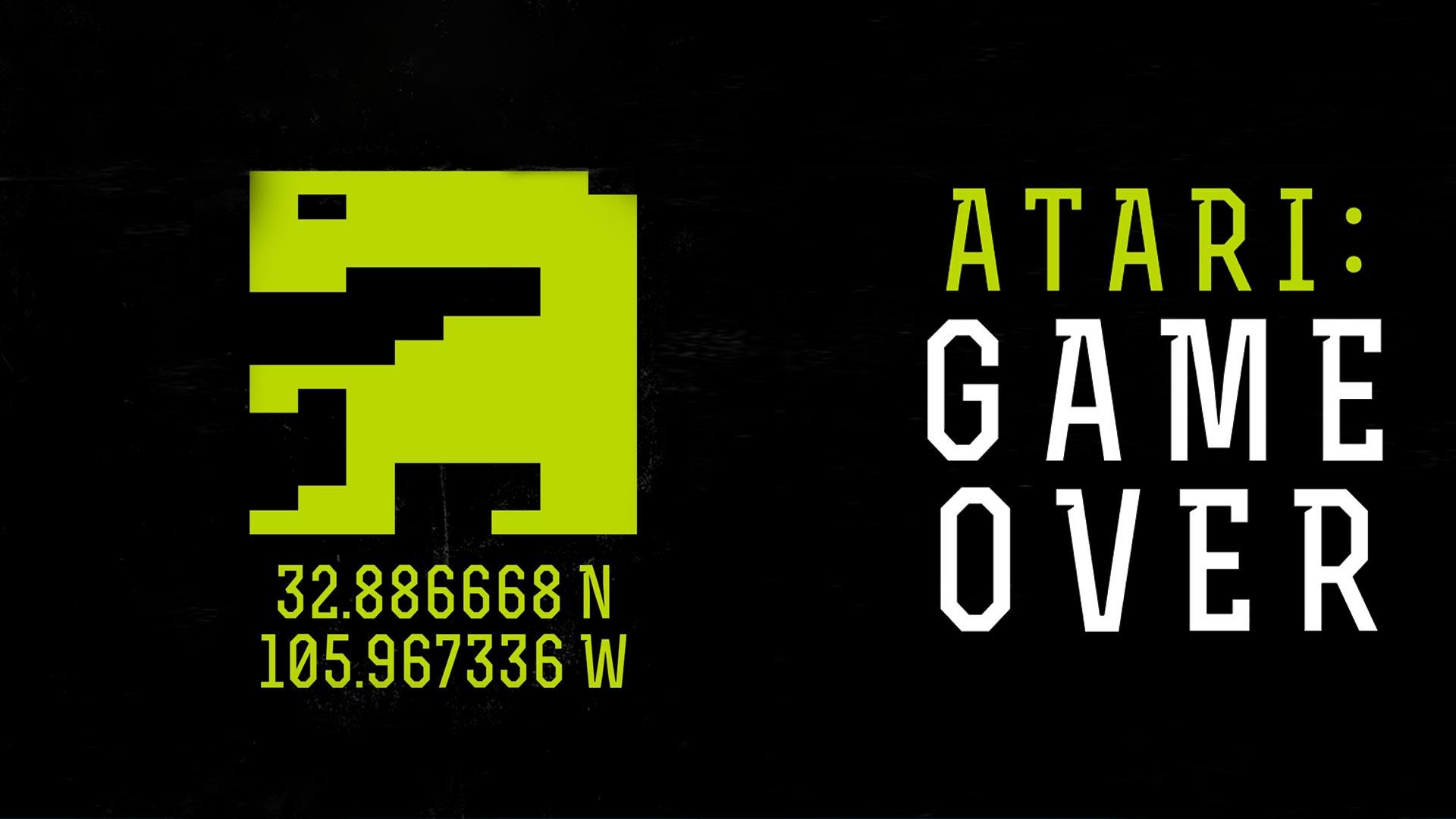 ATARI: Game Over [dt./OV]