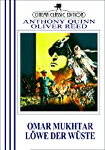 Omar Mukhtar - Löwe der Wüste