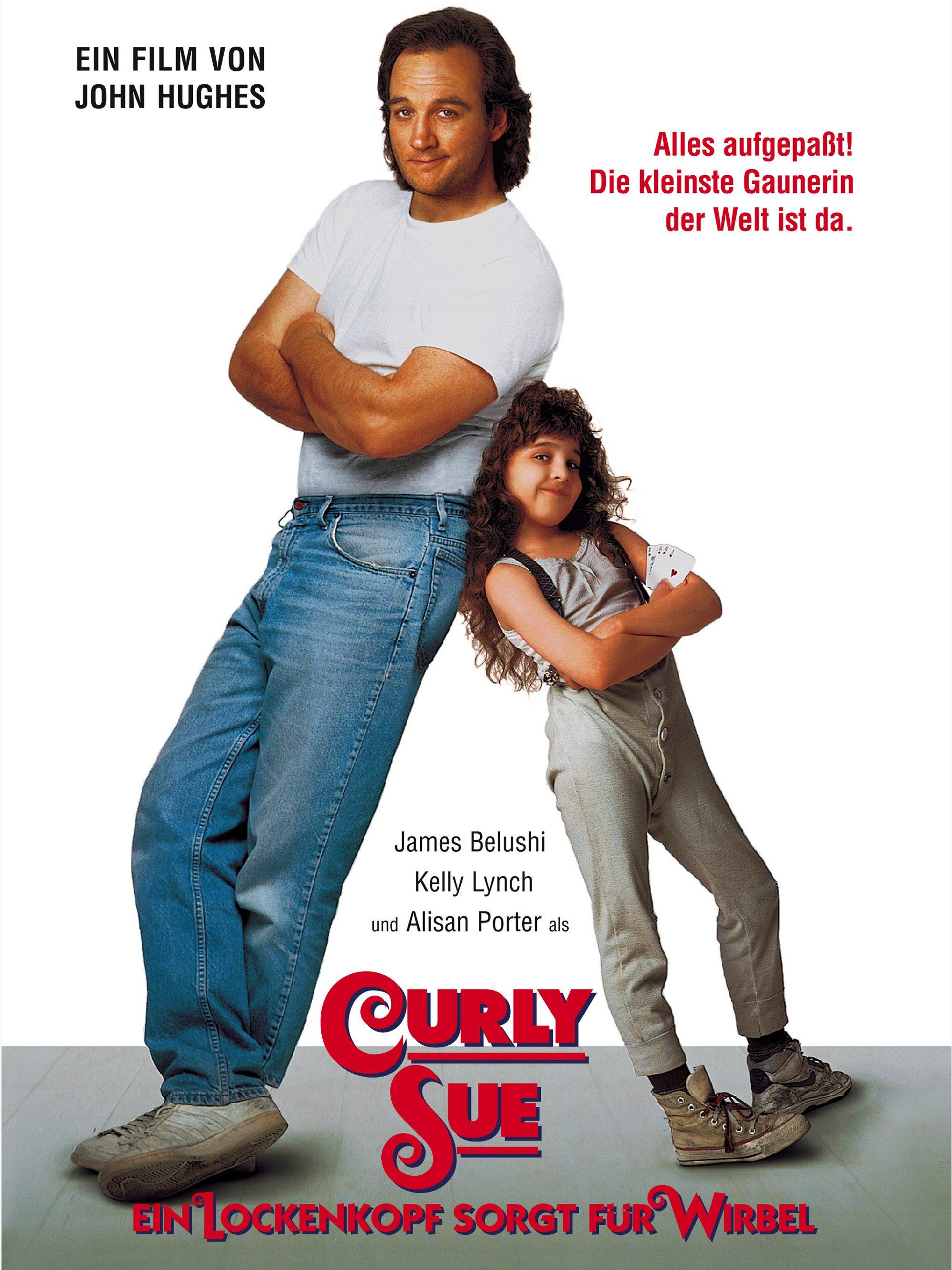 Curly Sue - Ein Lockenkopf sorgt für Wirbel