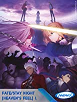 Fate/stay night (Heaven's Feel) I. presage flower