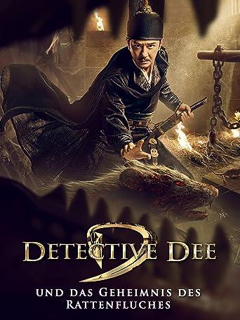 Detective Dee und das Geheimnis des Rattenfluches