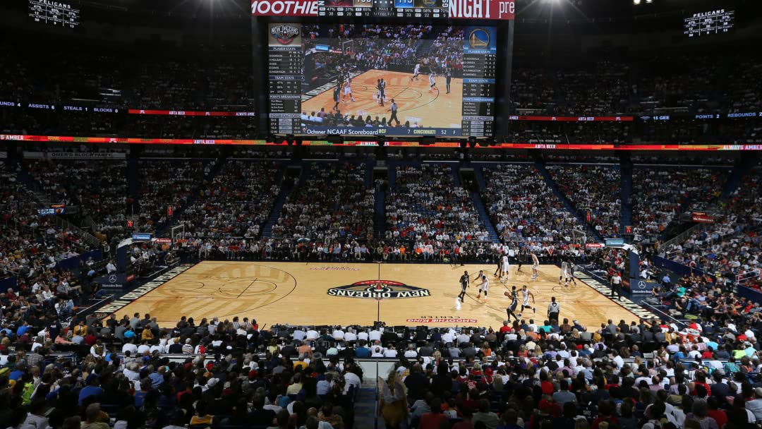 Watch Phoenix Suns At New Orleans Pelicans Prime Video