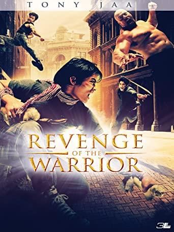 Revenge of the Warrior