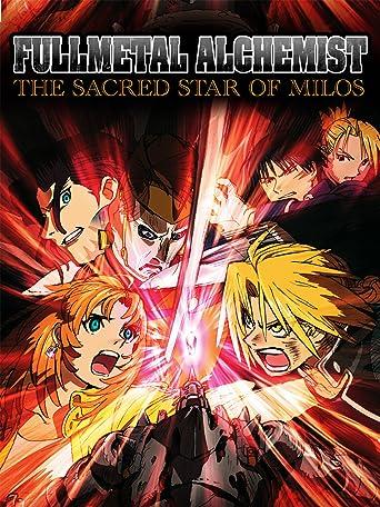 Fullmetal Alchemist: The Sacred Star of Milos