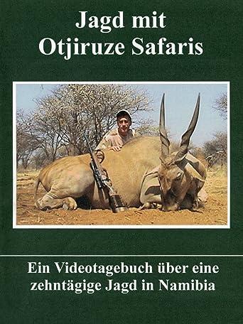 Jagd mit Otjiruze Safaris