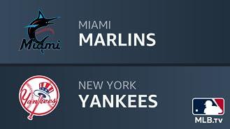 Miami Marlins at New York Yankees