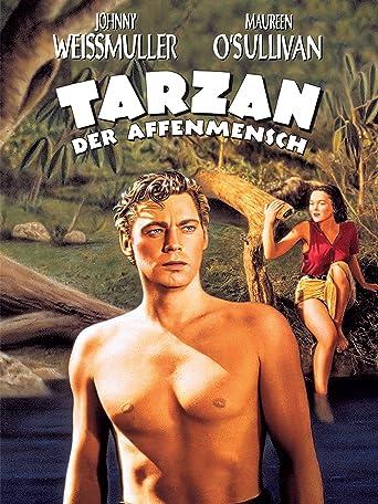 Tarzan, der Affenmensch