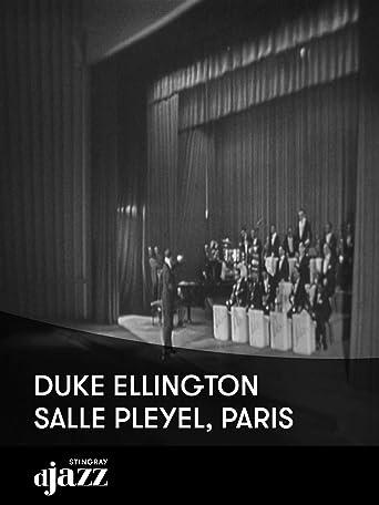 Duke Ellington - Salle Pleyel, Paris