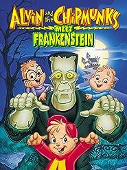 Alvin und die Chipmunks treffen Frankenstein