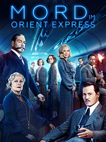 MORD IM ORIENT EXPRESS
