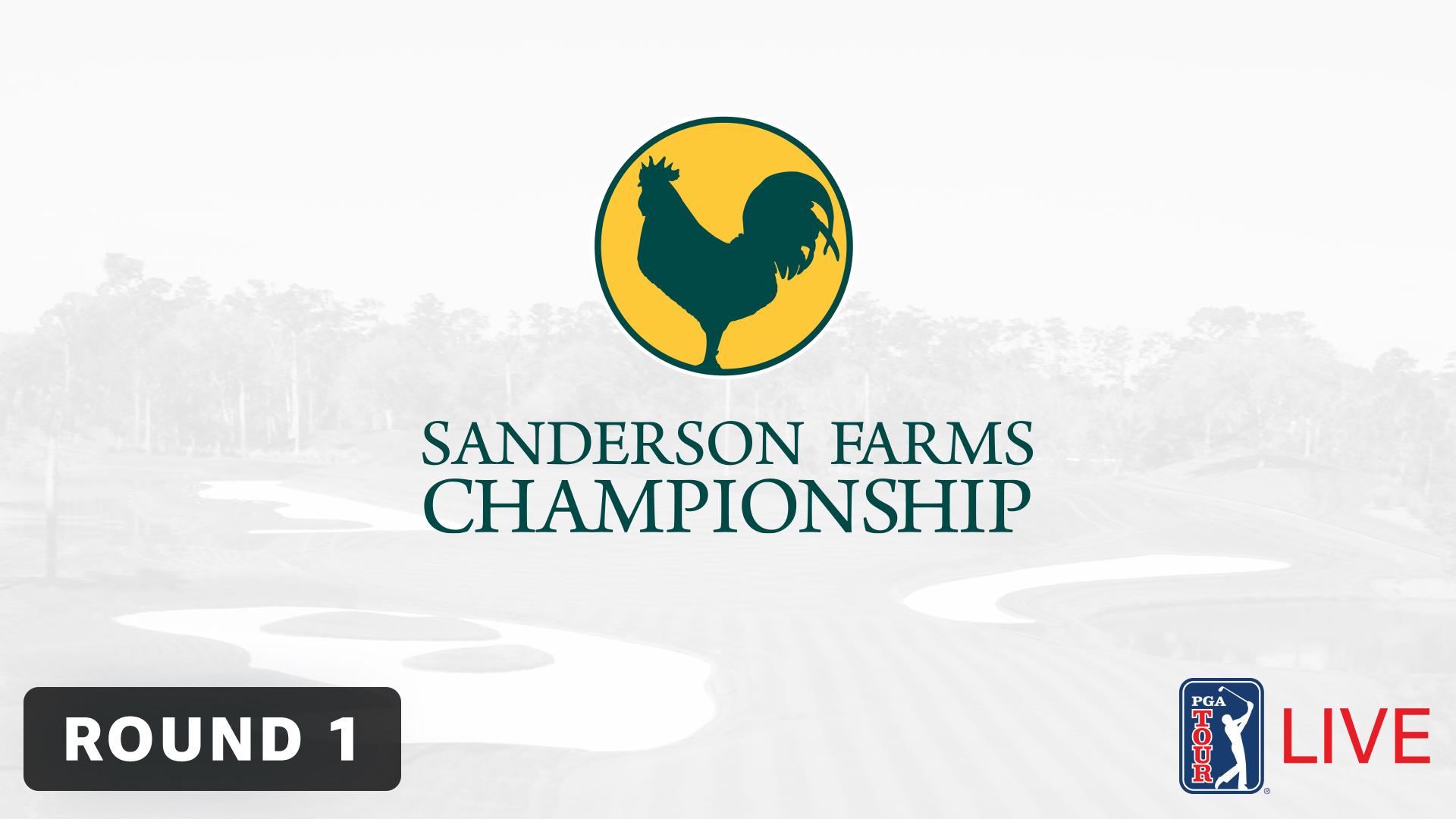 Sanderson Farms Championship: Thursday's Featured Groups