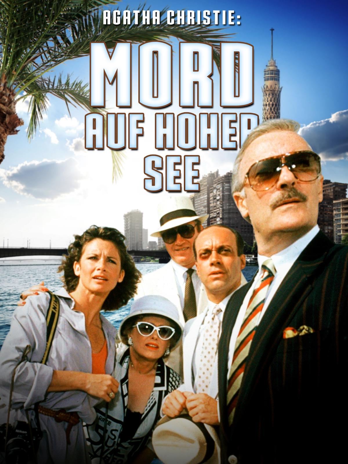 Agatha Christie: Mord auf hoher See