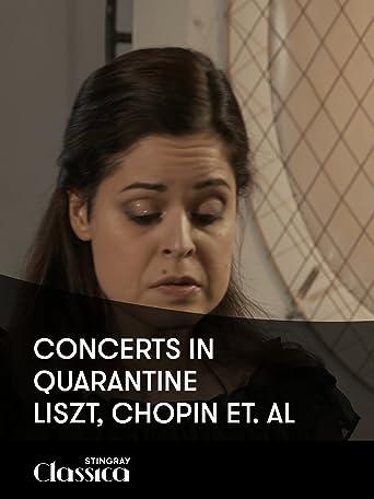 Konzerte in Quarantäne - Liszt, Chopin et. al