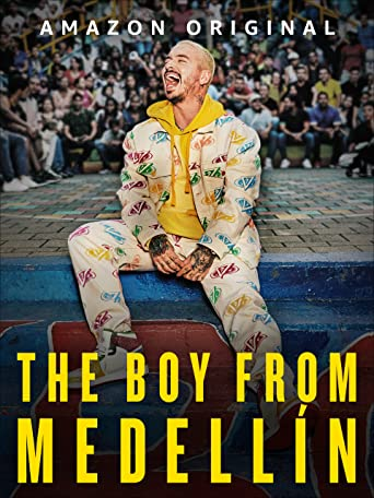 The Boy From Medellín