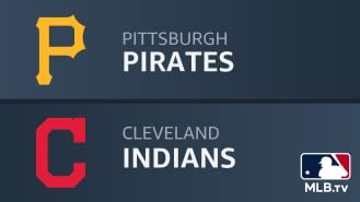 Pittsburgh Pirates at Cleveland Indians