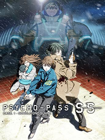 Psycho-Pass: Sinners of the System - Case.1 (Schuld und Sühne)