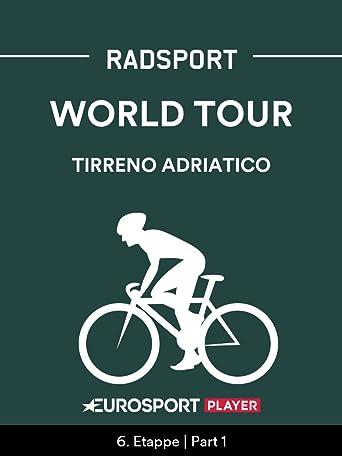 Radsport:Tirreno Adriatico 2021