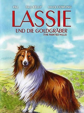 Lassie und die Goldgräber