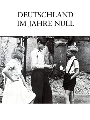 Deutschland im Jahre Null