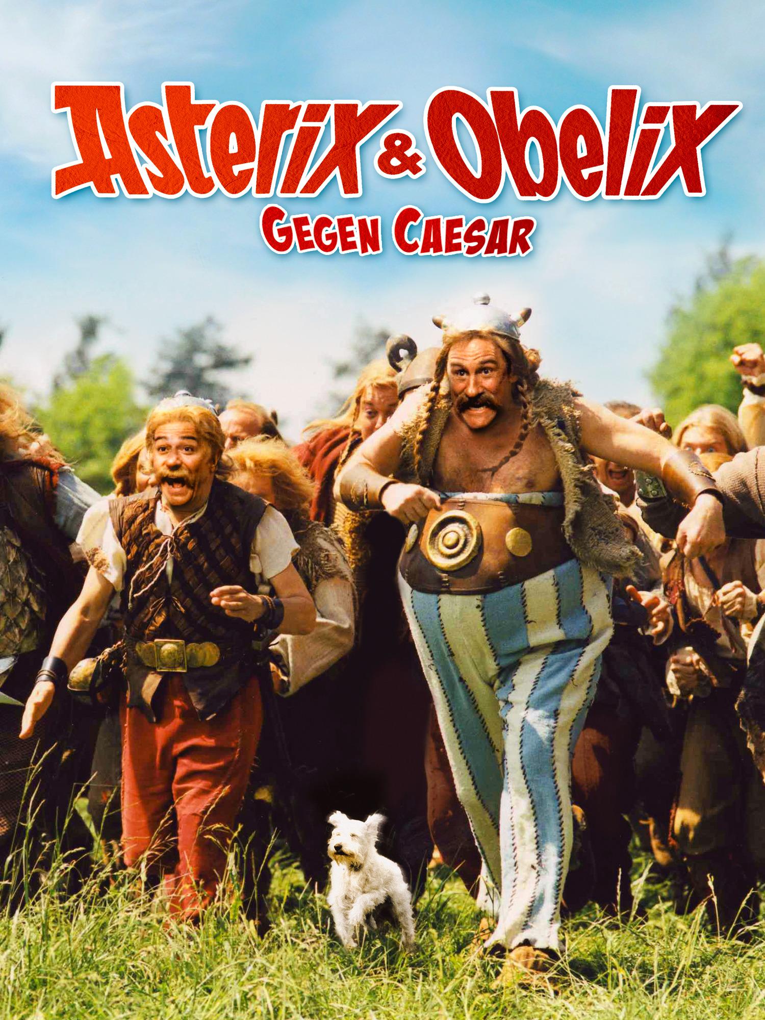 Asterix & Obelix gegen Caesar