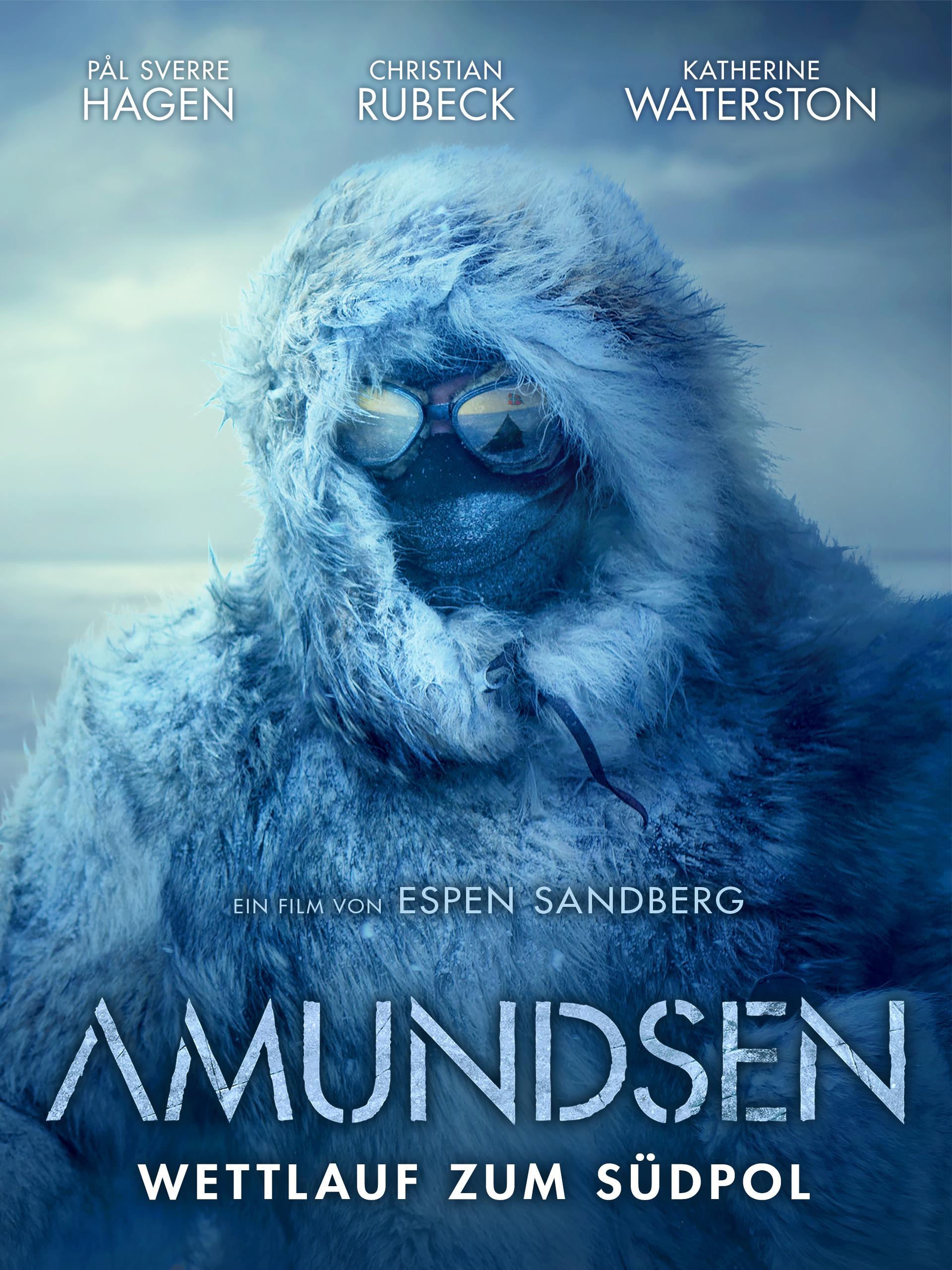 Amundsen - Wettlauf zum Südpol