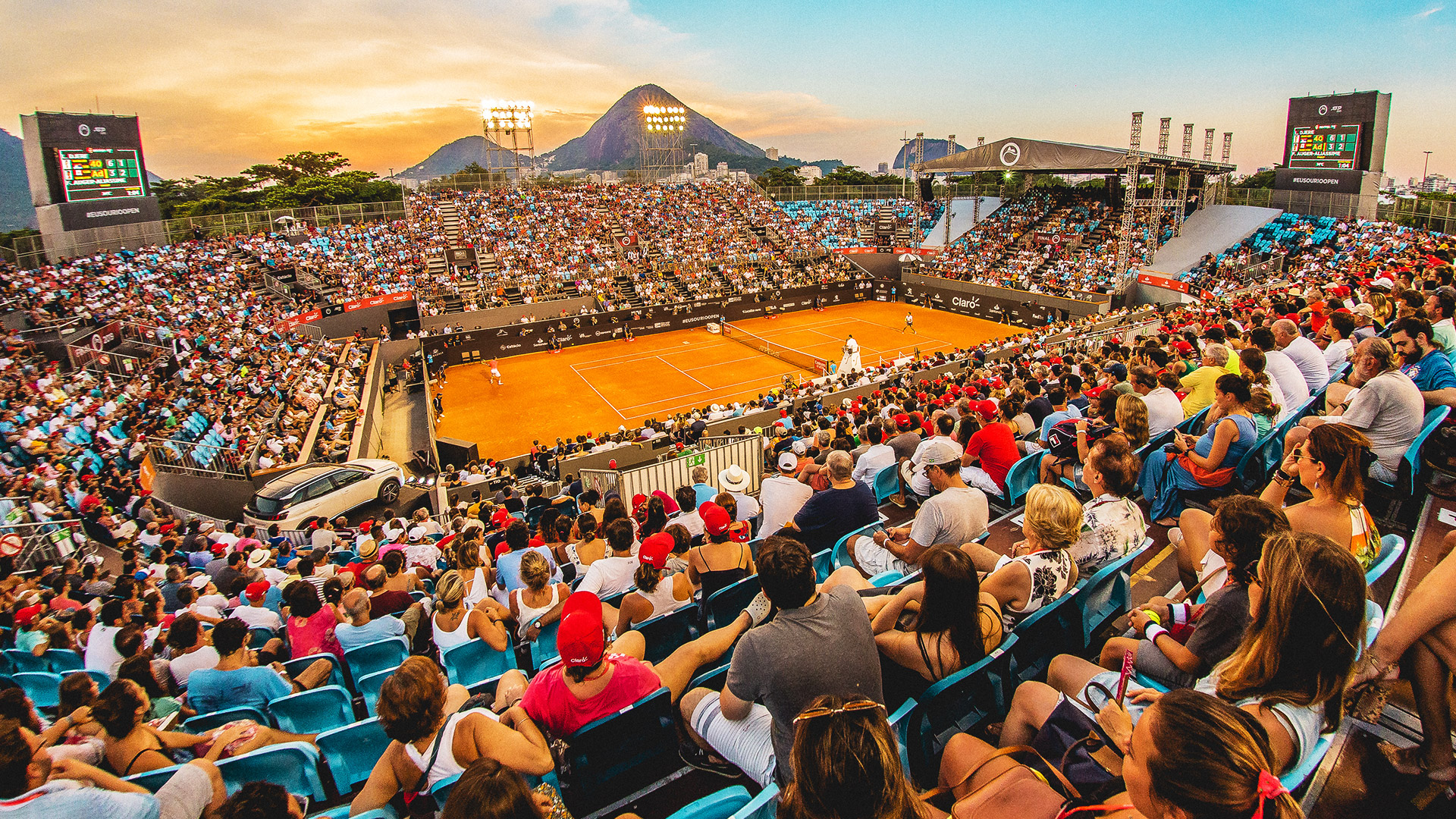2020 Rio Open Presented by Claro - 23 February Main Coverage and Highlights
