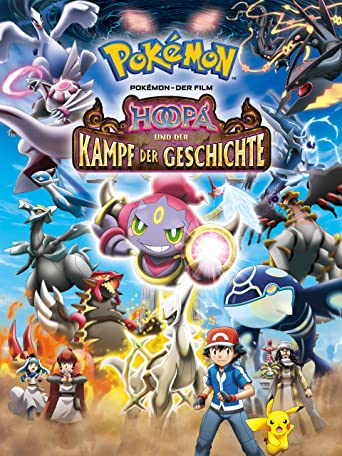 Pokémon - Der Film: Hoopa und der Kampf der Geschichte