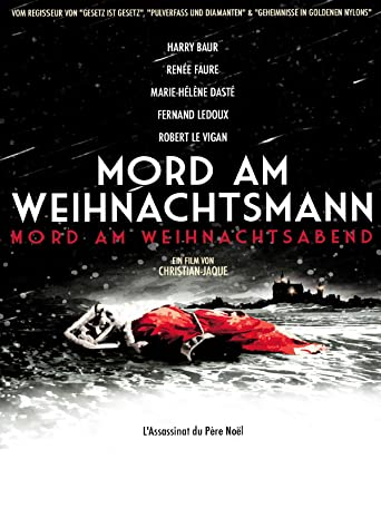 Mord am Weihnachtsabend
