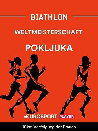 Biathlon: Weltmeisterschaften auf derPokljuka (SLO)