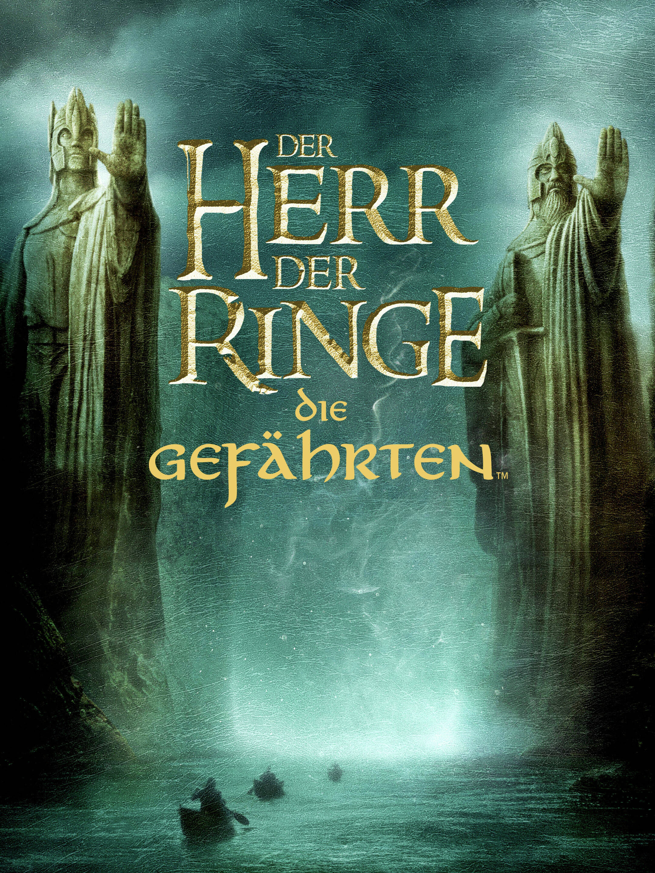 Der Herr der Ringe - Die Gefährten
