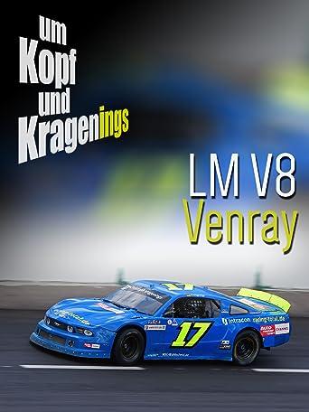 Um Kopf und Kragenings: LMV8 Oval Series