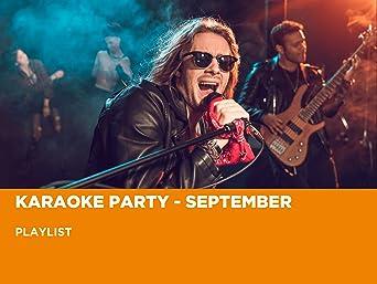Karaoke-Party - September