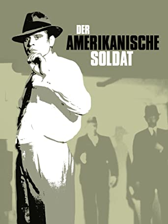 Der amerikanische Soldat