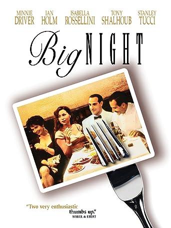 Big Night - Nacht der Genüsse