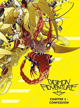 Digimon Adventure Tri - Chapter 3 - Confession
