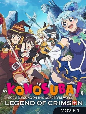 KonoSuba: God's Blessing on This Wonderful World! - Legend of Crimson