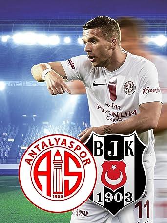 Antalyaspor - Besiktas Istanbul
