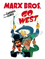 Marx Brothers: Go West