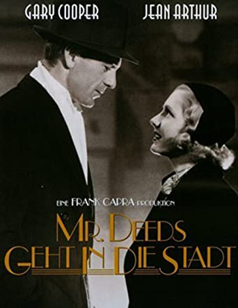 Mr. Deeds Geht in Die Stadt