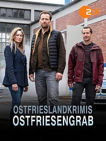 Ostfrieslandkrimi - Ostfriesengrab
