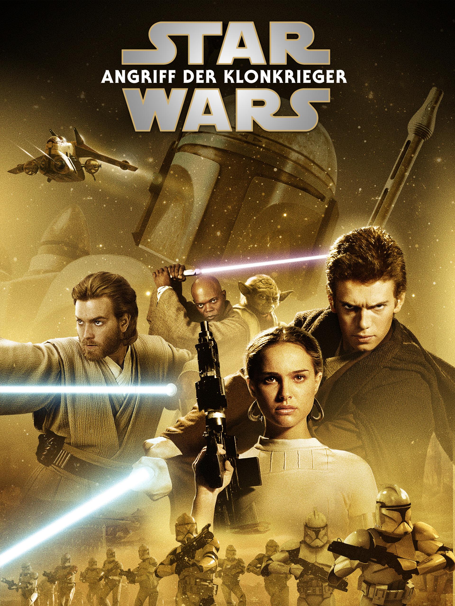 Wer Streamt Star Wars Angriff Der Klonkrieger
