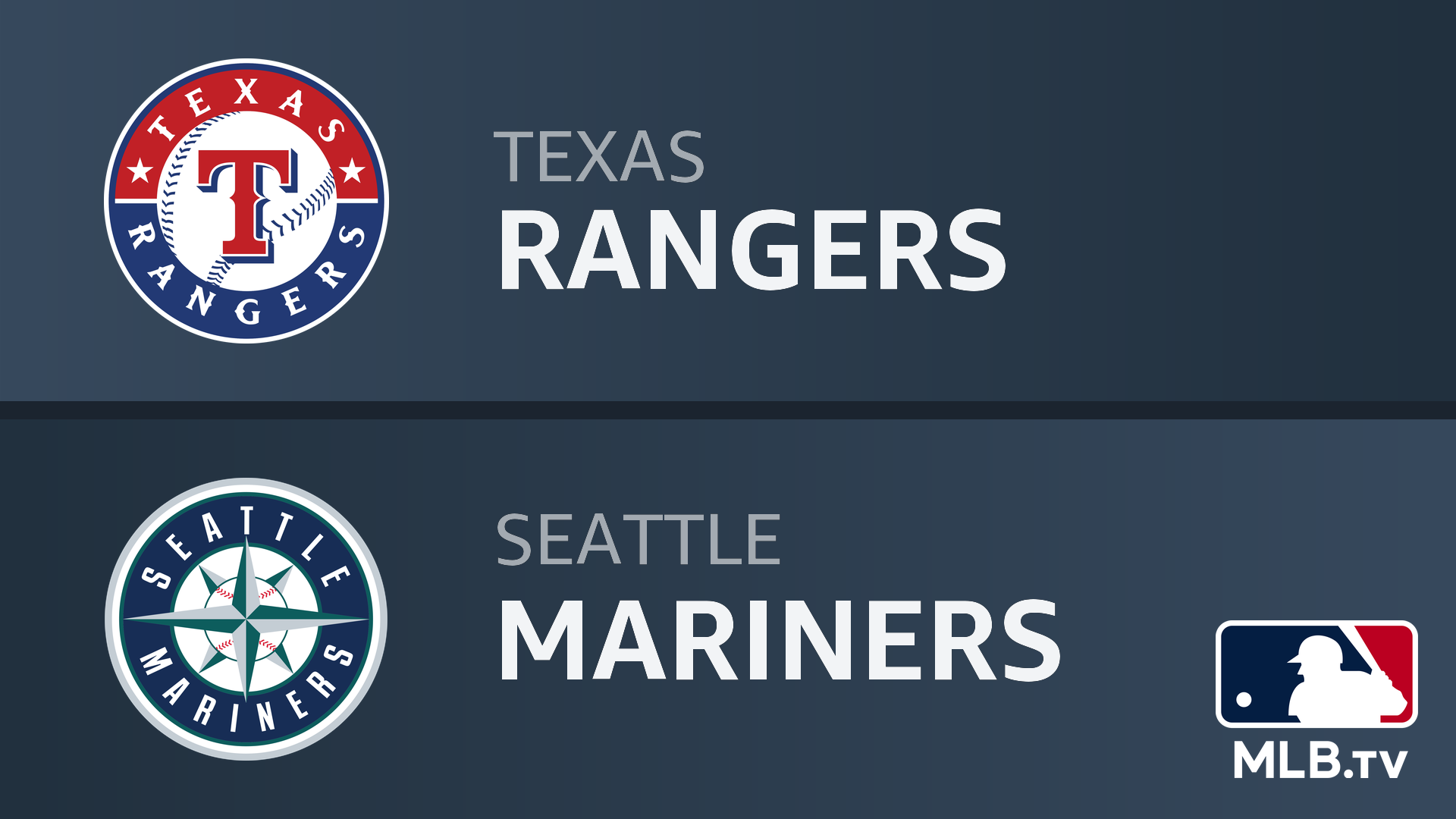 Watch Texas Rangers At Seattle Mariners Prime Video